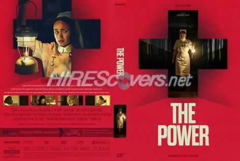 DVD Cover Custom DVD covers BluRay label movie art - DVD CUSTOM Covers - P / Power, The (2021)