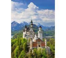 Ravensburger 13681 - A mesebeli Neuschwanstein kastély - 500 db-os puzzle