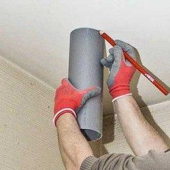 Salle De Bains Poser Un Faux Plafond Pour Installer Une Vmc