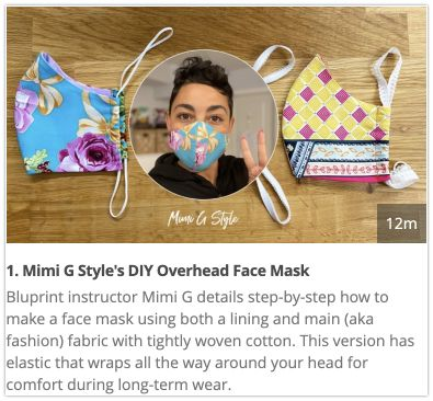 3 Free Face Mask Patterns Pattern Face How To Make
