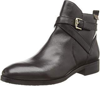 Rieker Damen Stiefel gefüttert Grau #schuhe #geschenkideen