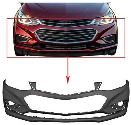 Chevrolet Malibu 2017 2018 Front Bumper With Sensor Hole Df Cr5 002 Ws Auto Spare Parts Auto Spares Auto Parts Shop