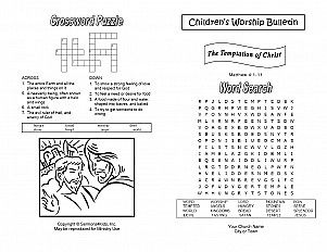 The Temptation Of Jesus Coloring Page Sermons4kids Jesus Coloring Pages Bible Society Childrens Sermons