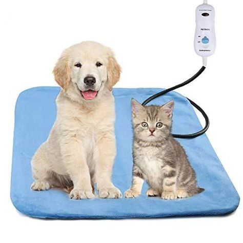 Llnstore Pet Heating Pad Dog Heater Dog Heated Bed Best Petsep Com Pet Heating Pad Dog In Heat Pets