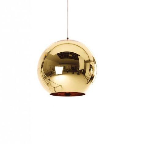 Tom Dixon Bronze Copper Shade 25 Copper Pendant Lights Copper Shade Light Ball Pendant Lighting