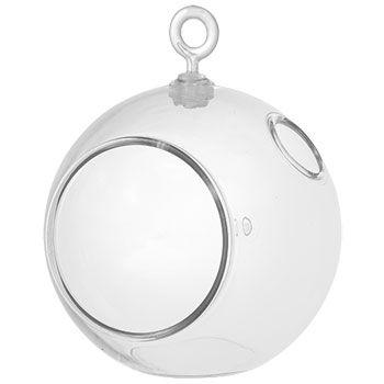 Clear Plastic Terrarium Globes, 4 5 in  compare prices | What Are