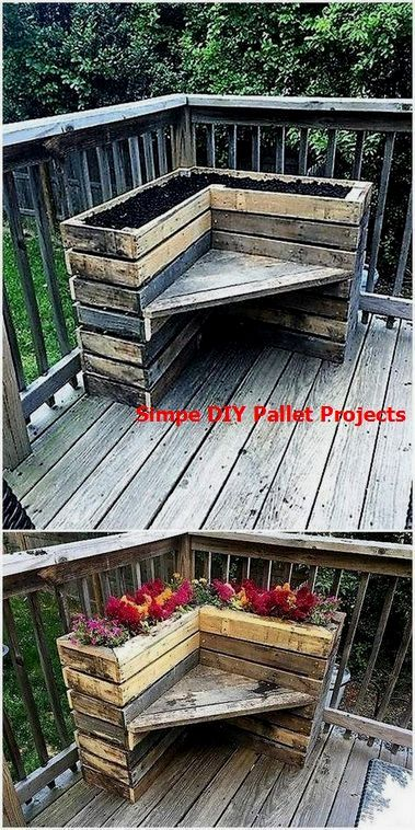 15 Incredible Do It Yourself Pallet Ideas Diypallet In 2020 Diy Pallet Furniture Diy Wood Projects Pallet Diy