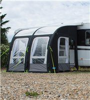 Kampa Motor Rally AIR Pro 260 Inflatable Caravan Awning 2016