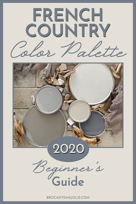 French Country Colors, French Country Interiors, French Country Farmhouse, French Cottage, Cottage Style, French Country Bathroom Ideas, Country Paint Colors, French Country Lighting, French Colors