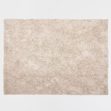 Unifarbene Chenille Teppich Teppiche Dekoration Zara