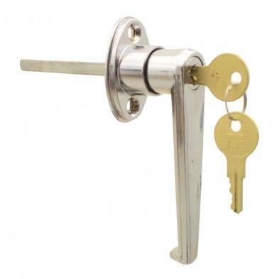 Keyed L Garage Door Replacement Lock Ideal Security Inc With Images Garage Door Replacement Replace Door
