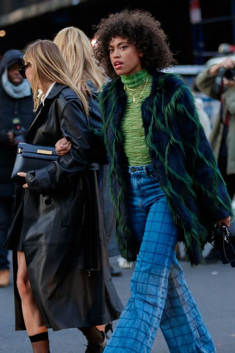 New York Fashion Week Street Style Day 6: A Sunny Day to End the Week