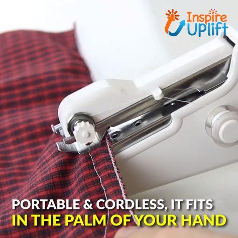 Portable Mini Sewing Machine 😍
