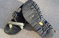 Chacos seen the world? We can resole them for more adventures!