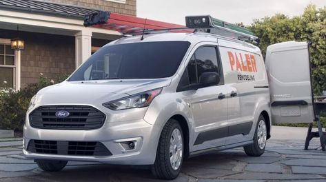 The 2021 Ford Transit Connect is one of the very few compact cargo vans and is also available to private customers in a passenger version. It is built based on the Ford Focus, making the handling simple and carlike. It also boasts the country's highest fuel savings for non-hybrid minivans. Those features are attractive compared to more traditional minivans, such as modest power, lack of comfort, and a large value for money. . . @autohubus . #ford #transitconnect #henryford