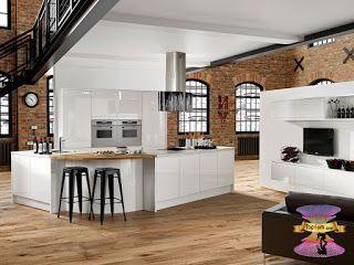 احدث موديلات و اشكال المطابخ صغيرة المساحة 2021 Kitchen Design Ideas Top4 Kitchen Design Kitchen Design