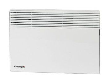 1500 Watt Olsberg Corona Electric Panel Heater Wall Mounted