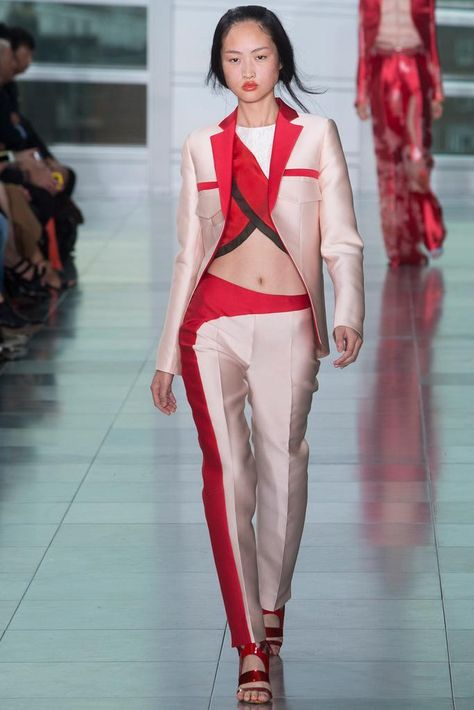 Antonio Berardi Spring Summer 2015 Ready-To-Wear