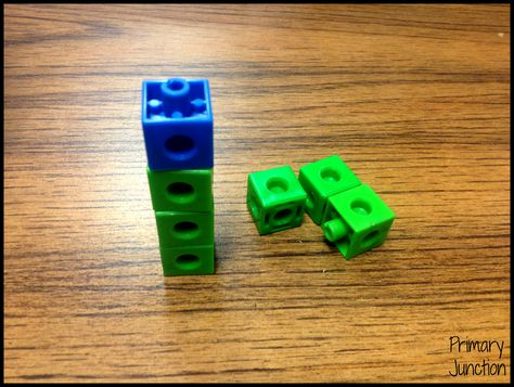 Adding Plus One Math Lesson and Activity