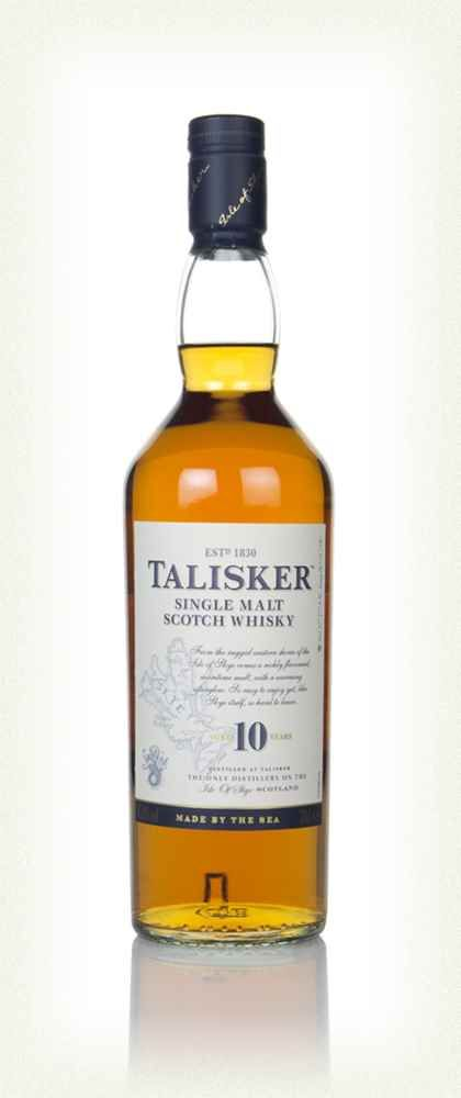Talisker 10 Year Old Whisky Tasting Whisky Malt