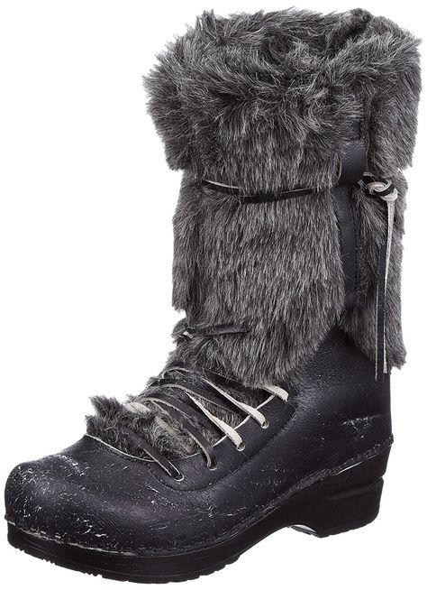 Amazon Com Sanita Women 39 S Wixen Boot Mid Calf Combat