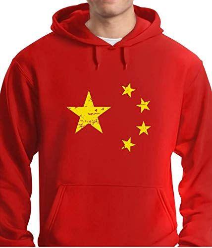 Cali Zip Up Hoodie San Fran Bridge Hooded Sweatshirt for Men