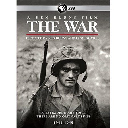The War Dvd Walmart Com In 2021 Ken Burns War Film Ken Burns Documentaries