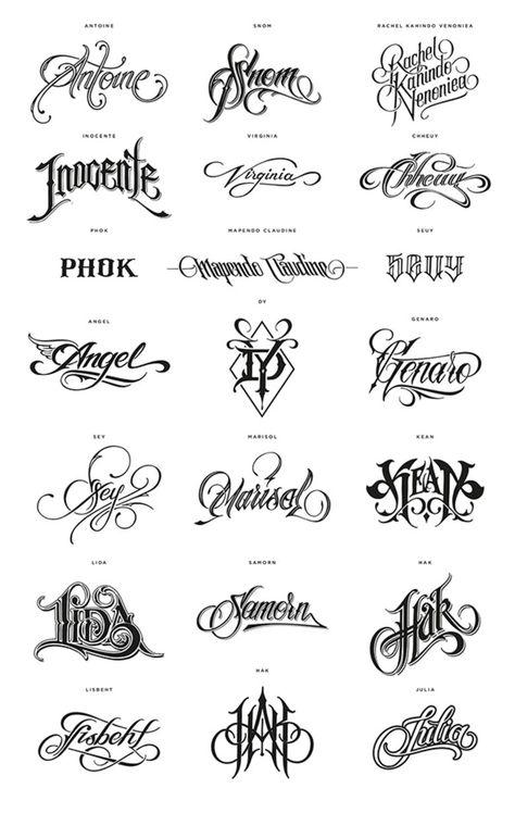World food programme tatoo lettering, cool tattoo fonts, fonts for tattoos, tattoo lettering