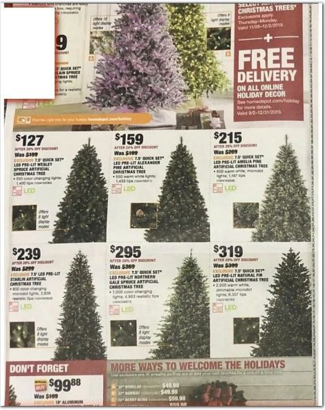 Home Depot Black Friday 2020 Deals Offers Discount Ad Released Black Friday Ads Black Friday Home Depot Coupons