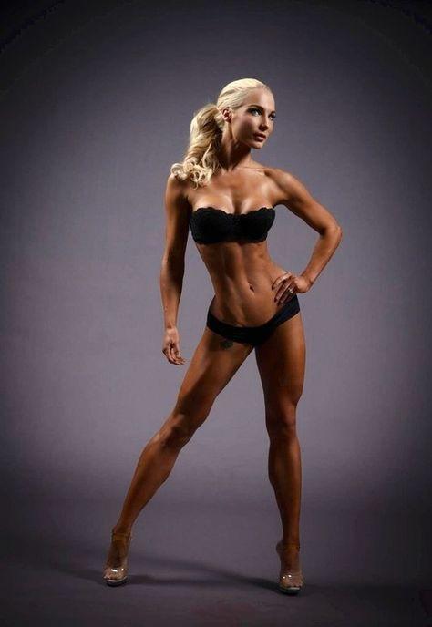 Hot Fitness Girl