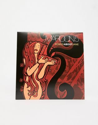 Maroon 5 Songs About Jane Vinyl Album Record Songs About Jane Maroon 5 Vinyl