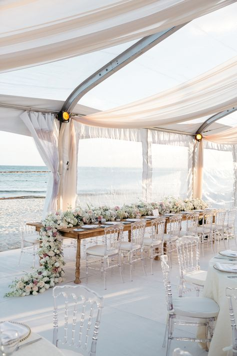 wedding tent decorations 30 chic wedding tent decoration ideas deer pearl flowers Wedding tent decorations in Category Beach Wedding Reception, Mod Wedding, Chic Wedding, Dream Wedding, Tent Reception, Reception Ideas, Trendy Wedding, Wedding Ceremony, Wedding Summer