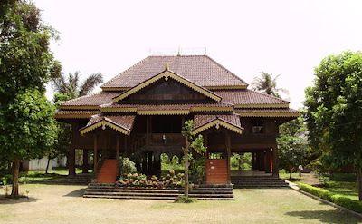 f551b27996f1ae604a87d5870c61c72f traditional house rumah