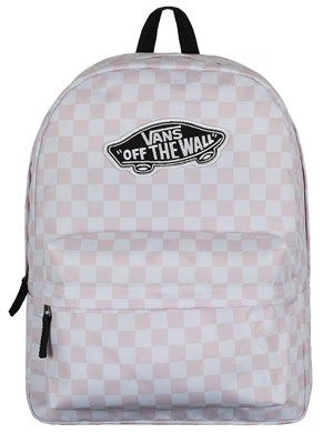 e4fab904e Looking for a 'Skater Chick' bag to take on your travels with you? If so,  this awesome Vans backpack is the perfect accessory to take along with you.