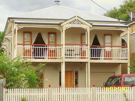 Traditional Queenslanders Home Designs: Barambah. Visit www ...