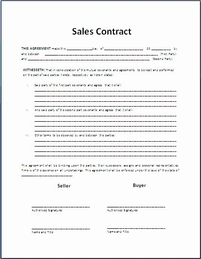 40 Car Sale Agreement Word Doc 2020 Contract Template Wedding
