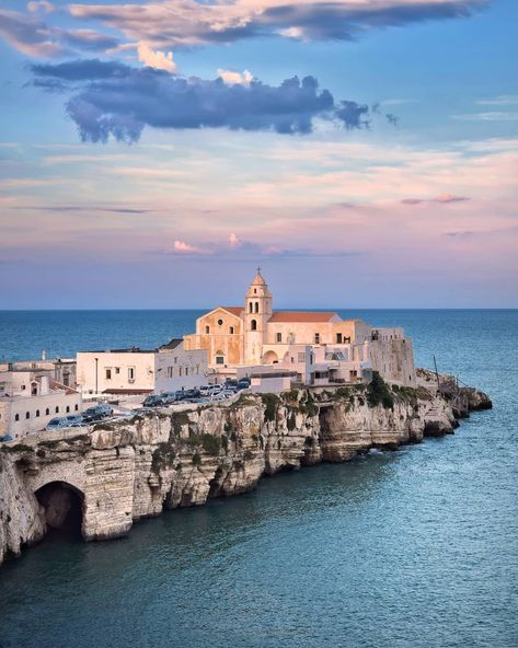 VIESTE (Foggia) this is where my Grandmother is from..