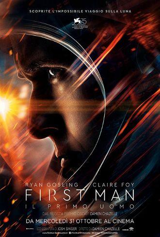 First Man Il Primo Uomo Hd 2018 Ryan Gosling Film Cinema