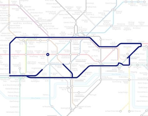 Map Subway London.Animal Outlines Found On Maps Of London Underground Tube Lines
