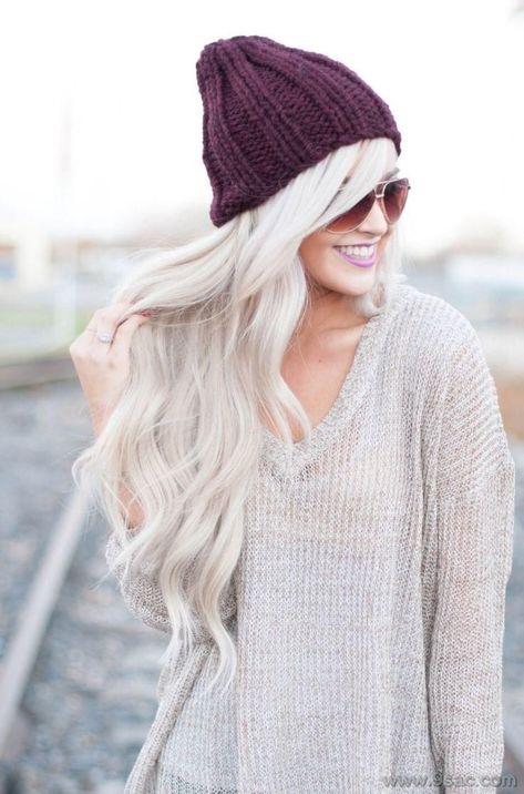 Platin Küllü Kristal Saç Rengi Nasil Elde Edilir Saç Renkleri Ve