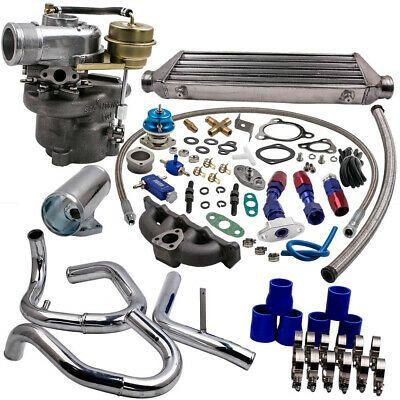 Turbo Kit K04 015 2 5 Intercooler For Vw Golf Jetta 1 8t 500hp 2000 2005 Small Luxury Cars Audi A4 Turbo