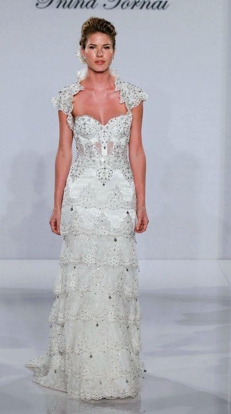 pnina tornai 2012 bridal collection | my wedding in my dreams