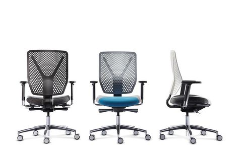 New Product Review The WHY Chair Lismark Office Furniture - Office chairs leicester
