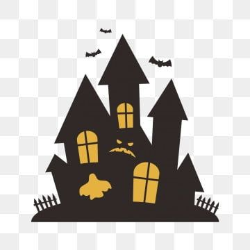 20+ Haunted house clipart easy ideas in 2021