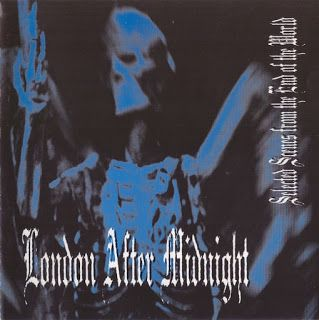 Cries From The Quiet World London After Midnight Selected Scenes From The En London After Midnight Scenes Album Covers