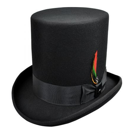 Stovepipe Top Hat available at  VillageHatShop 7a954eac106