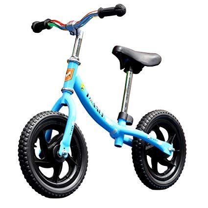 Balance Push First Bike For Children Boys /& Girls Runner Motor With Accessories