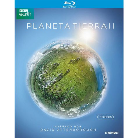 Wanda Vision Planeta Tierra Ii Blu Ray En 2020 Planeta Tierra Planeta Planetas