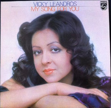 vicky leandros my song for you 1974