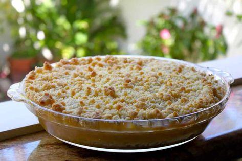 best apple crumble recipe ever